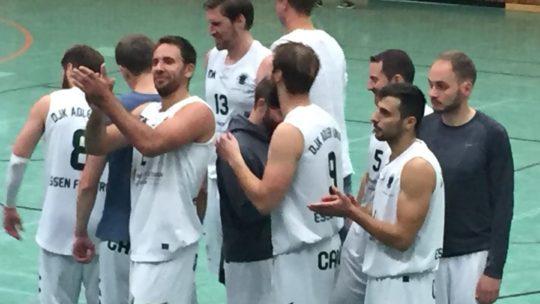 Sieg nach Verlängerung gegen Telekom Baskets 2
